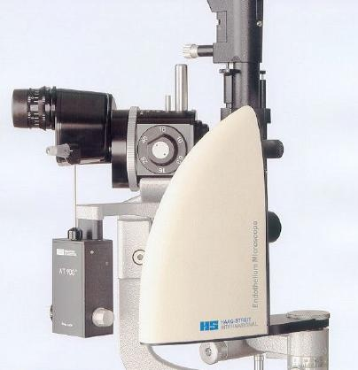 Foto de Microscopios endotelial