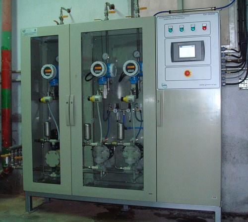 Foto de Control de dosificación de líquidos