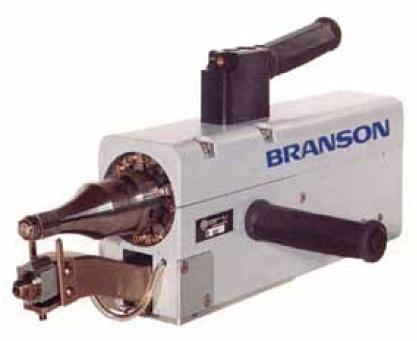 Foto de Sistema de soldadura por ultrasonidos de tubos