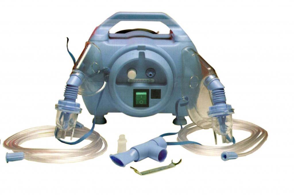 Foto de Compresor de sistemas de nebulizado
