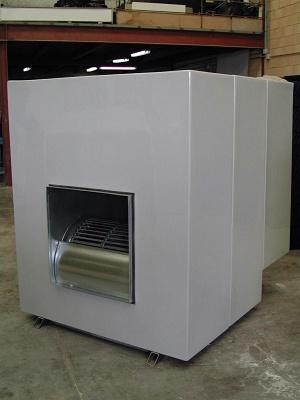 Foto de Equipos de refrigeración industrial