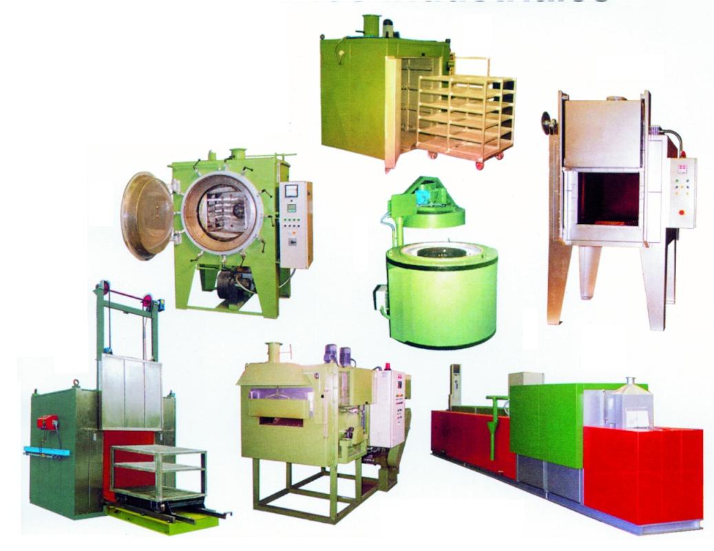 Foto de Hornos, estufas y secaderos