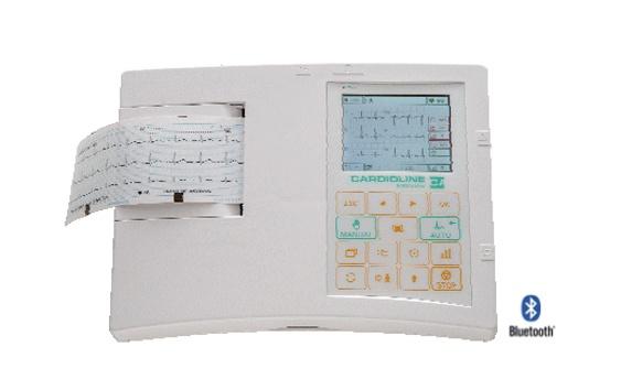 Foto de Electrocardiógrafos portátiles
