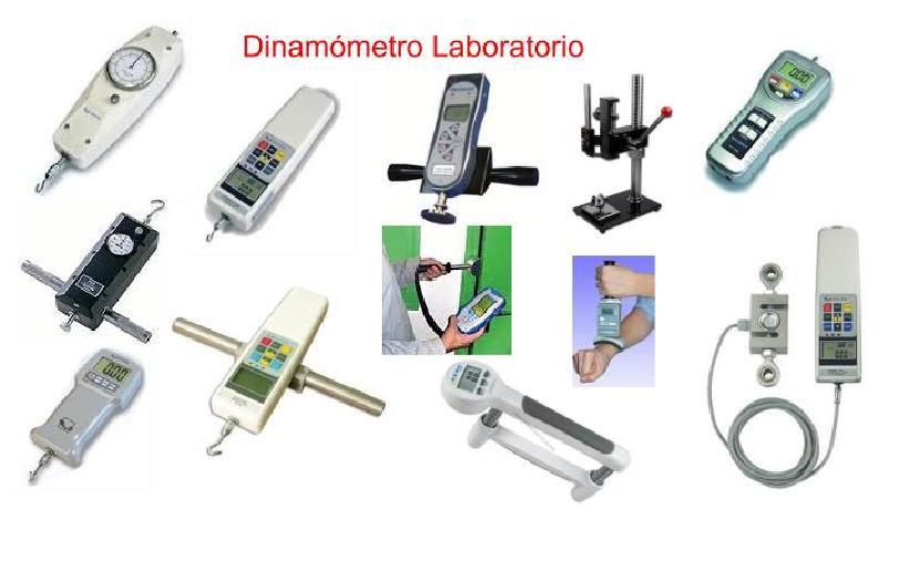 Foto de Dinamómetros de laboratorio
