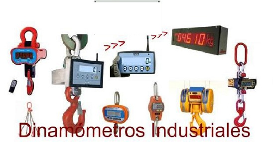 Foto de Dinamómetros para la industria