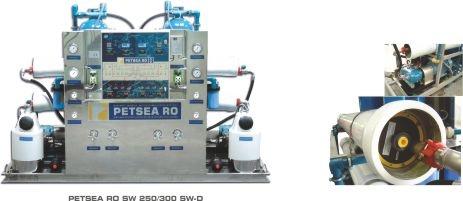 Foto de Sistemas de purificación de agua por osmosis inversa