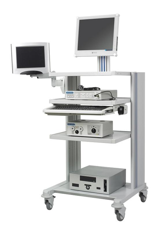 Foto de Mueble para equipo de endoscopia