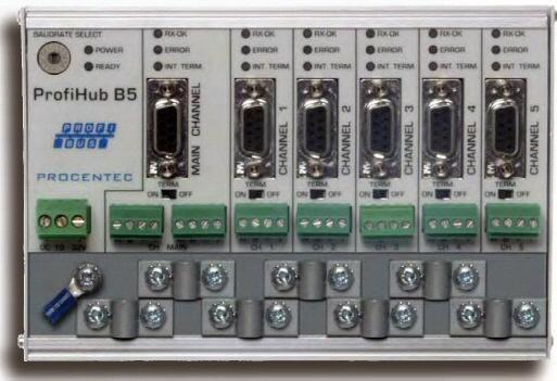 Foto de Componente avanzado y flexible para instalaciones con redes