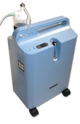 Foto de Concentradores de oxígeno portátiles