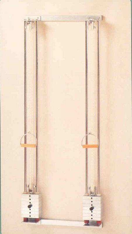 Foto de Poleas dobles de pared