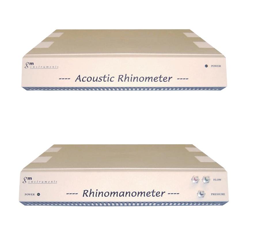Foto de Rinómetro rinomanómetro