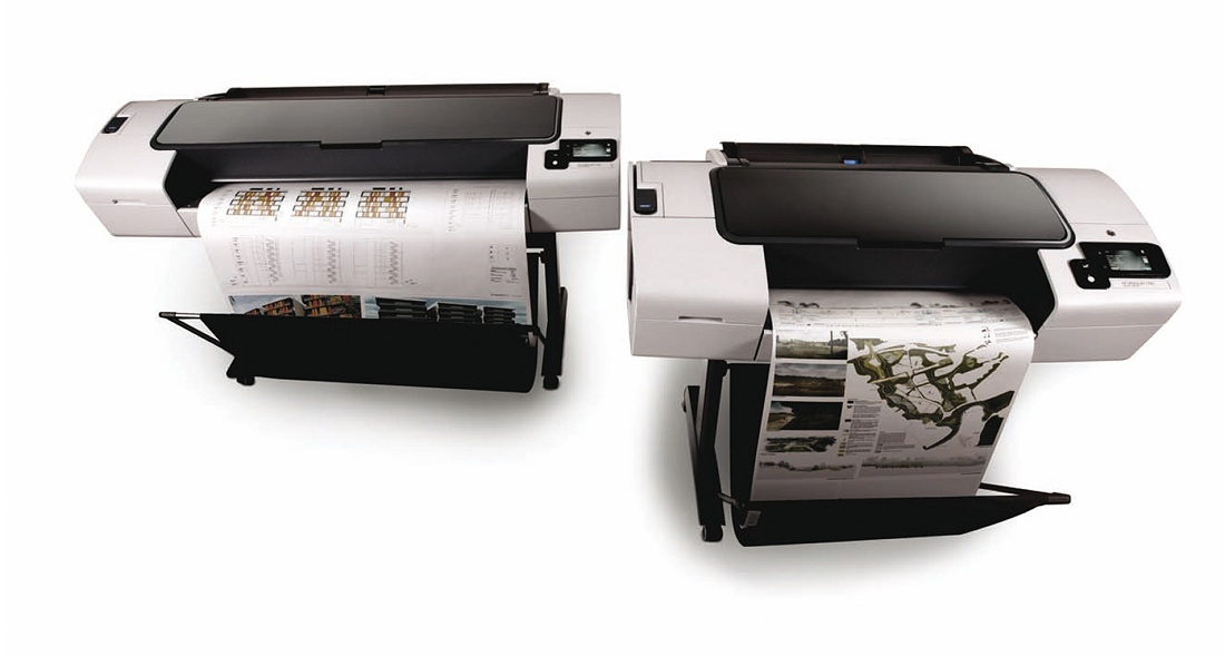 Foto de Impresoras electrónicas de gran formato