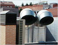 Foto de Instalaciones de aire acondicionado y calefacción