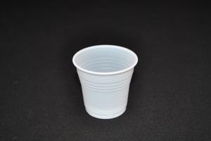 Foto de Vasos de plástico blancos