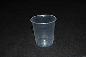 Foto de Vasos de plástico transparentes