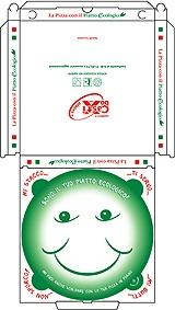 Foto de Cajas para pizzas