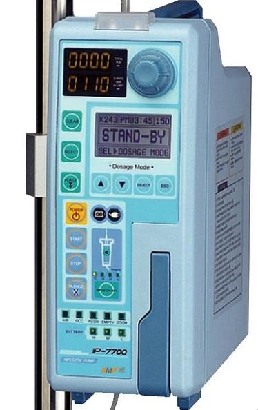 Foto de Bombas de infusión volumétrica automática