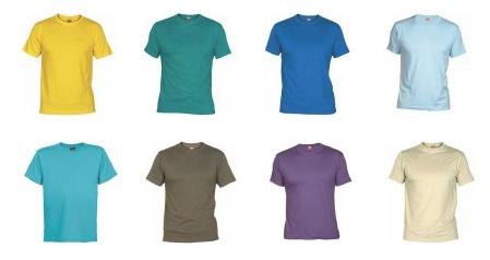 Foto de Camisetas de trabajo