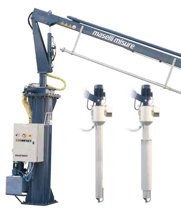 Foto de Sistemas de muestreo para remolques