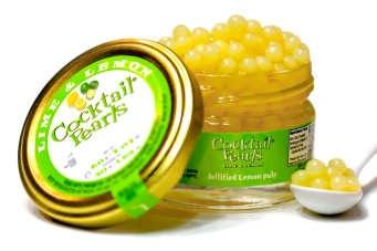 Foto de Perlas de lima - limón