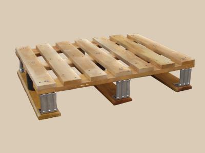 Palets con tacos met licos d sseldorfer almacenaje y log stica palets con tacos met licos - Foto houten pallet ...