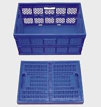 Foto de Cajas plegables de plástico