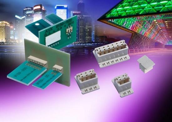 Foto de Conectores verticales de dos piezas