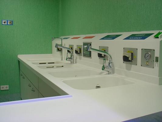 Foto de Sistema modular para limpieza y desinfección de endoscopios