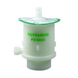 Foto de Filtración antibacteriana