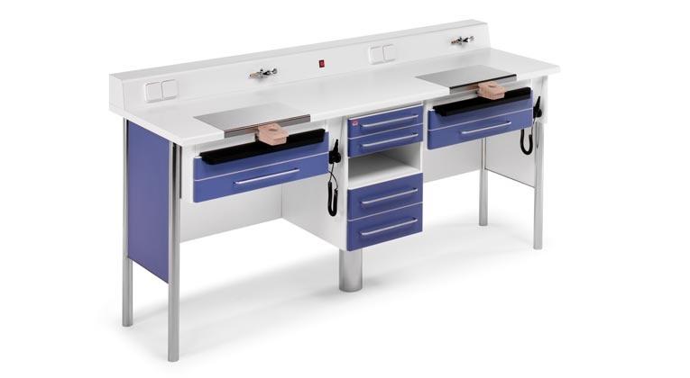 Foto de Mesa de 2 puestos
