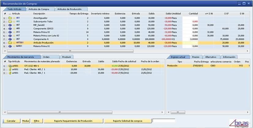 Foto de Software para la gestión de almazaras
