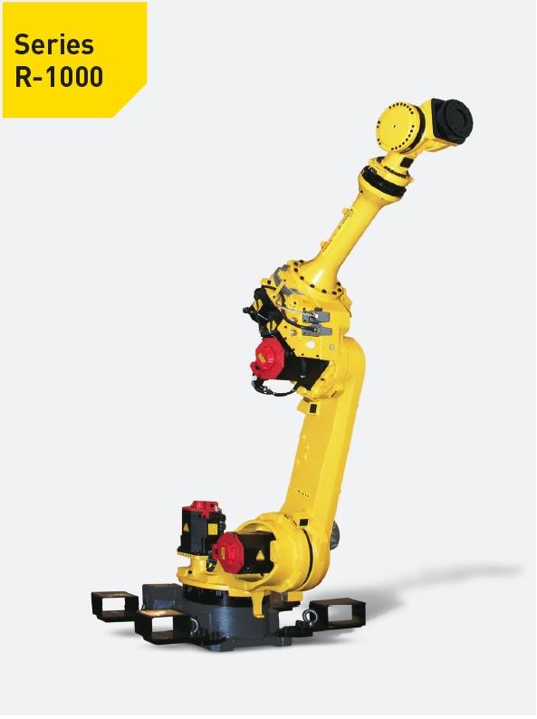 Foto de Robots para maximizar la productividad de soldadura por puntos