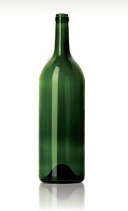 Foto de Botellas bordelesas de vino