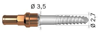 Foto de Implantes dentales
