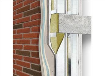 Foto de Tabique de fachada