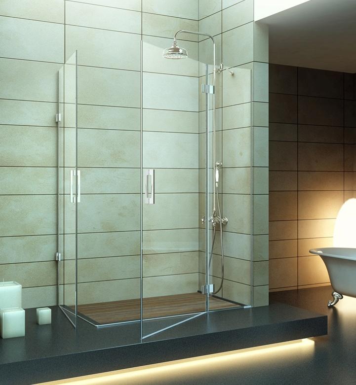 Mamparas para ducha angra praga d2p 1f ev materiales - Mamparas para duchas fotos ...
