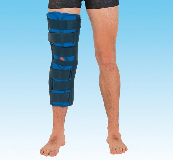 Foto de Inmovilizadores universales de rodilla