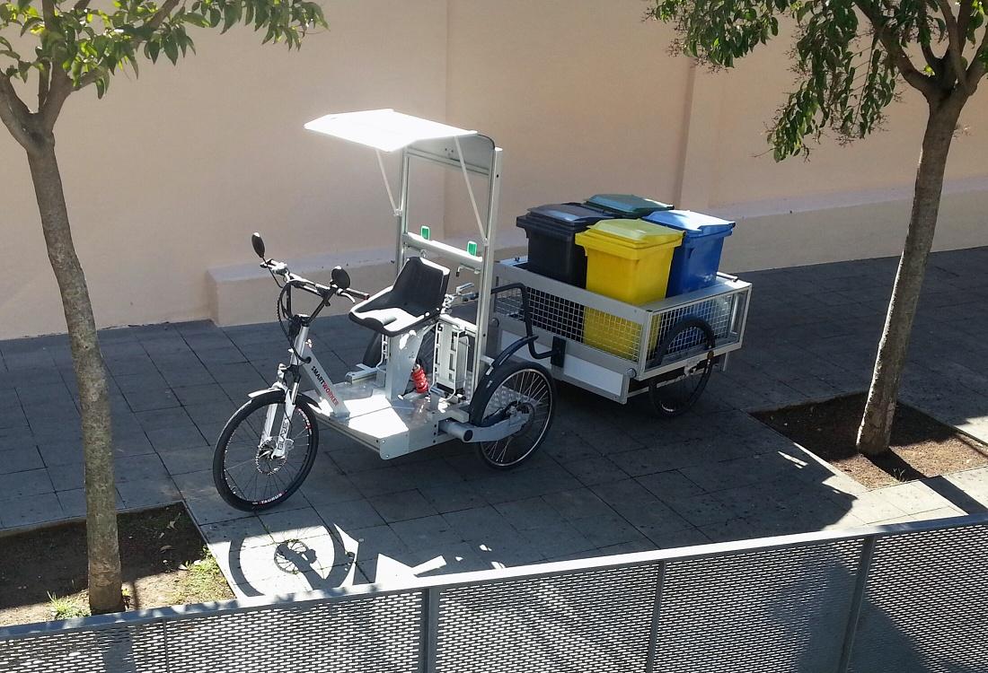 Foto de Triciclos eléctricos