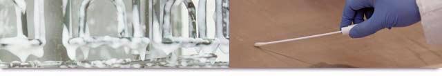 Foto de Limpieza y desinfección de superficies