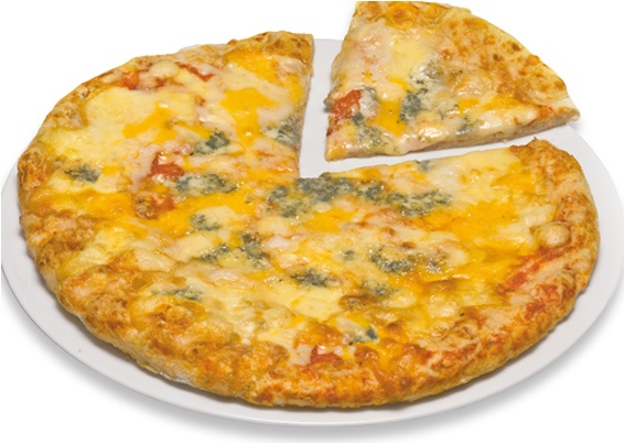 Foto de Pizzas 4 quesos