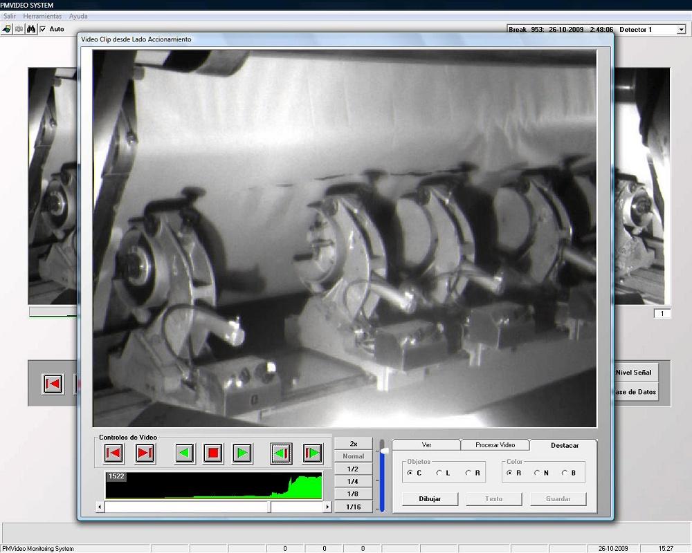 Foto de Software de grabación de alta velocidad