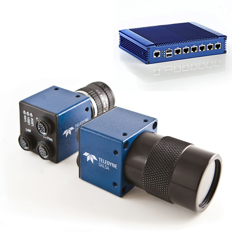 Foto de Sistema integrado para configuración y mantenimiento de cámaras Boa