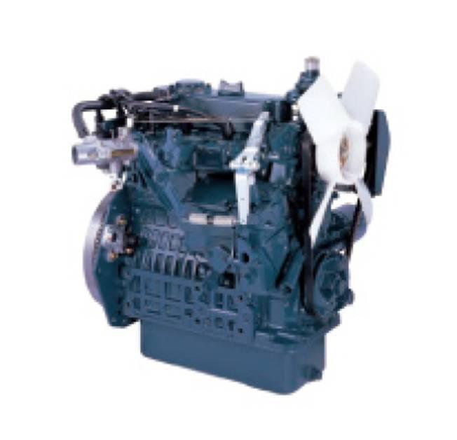 Foto de Motores a gas natural