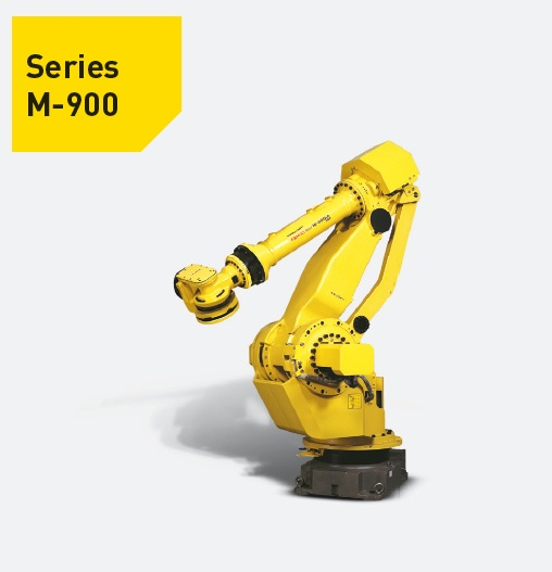 Foto de Robots de 6 ejes