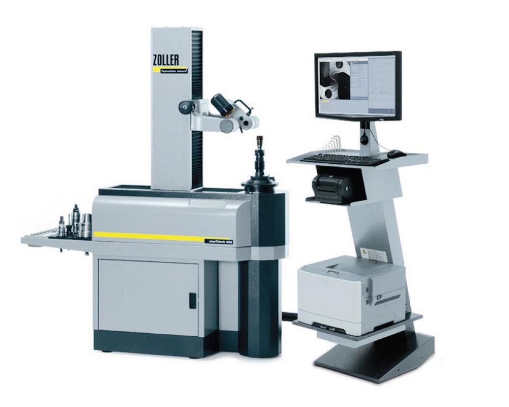 Foto de Máquina de medición y verificación de herramientas