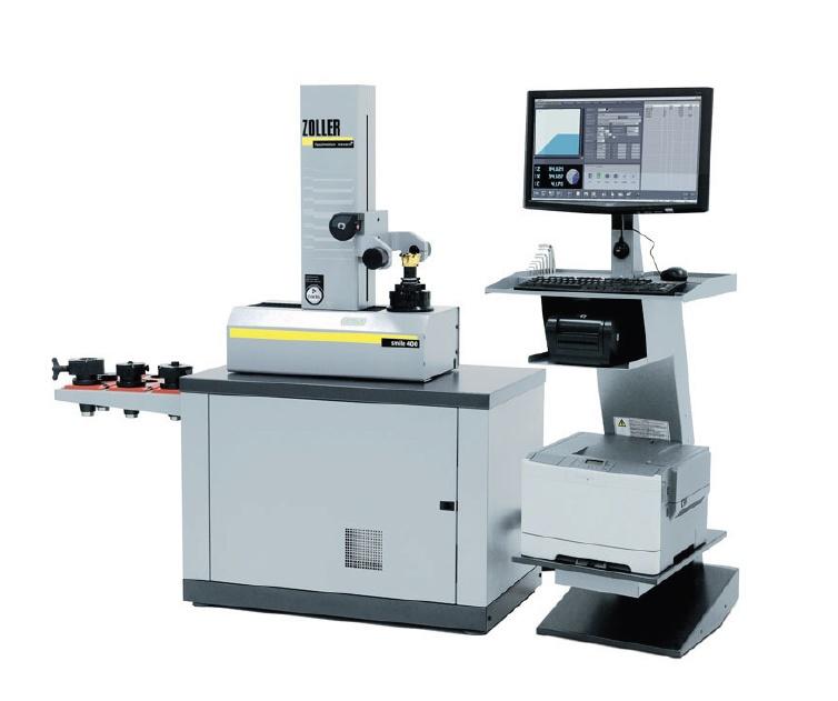 Foto de Máquina de medición y presetting
