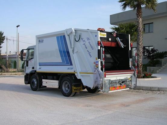 Foto de Camiones compactadores