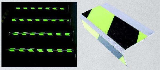 Foto de Perfiles de aluminio para escaleras