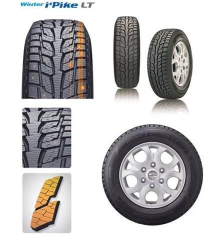 Foto de Neumáticos para camiones ligeros