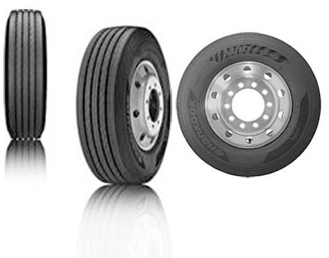Foto de Neumáticos para camiones y autobuses